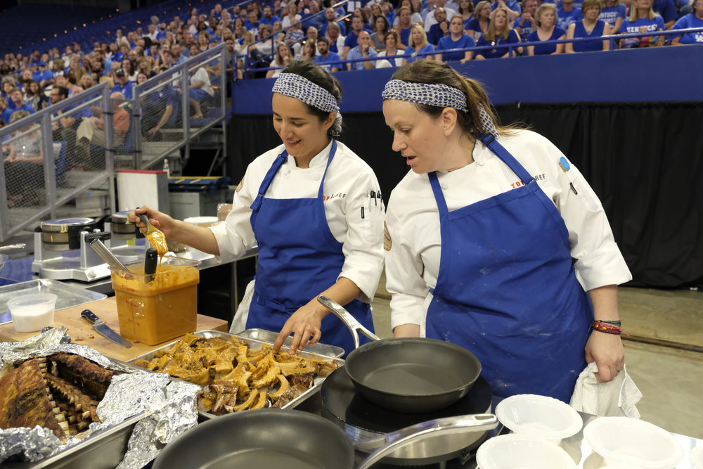 'Top Chef' Kentucky Recap: Episode 10 — 'Hoop Dreams'
