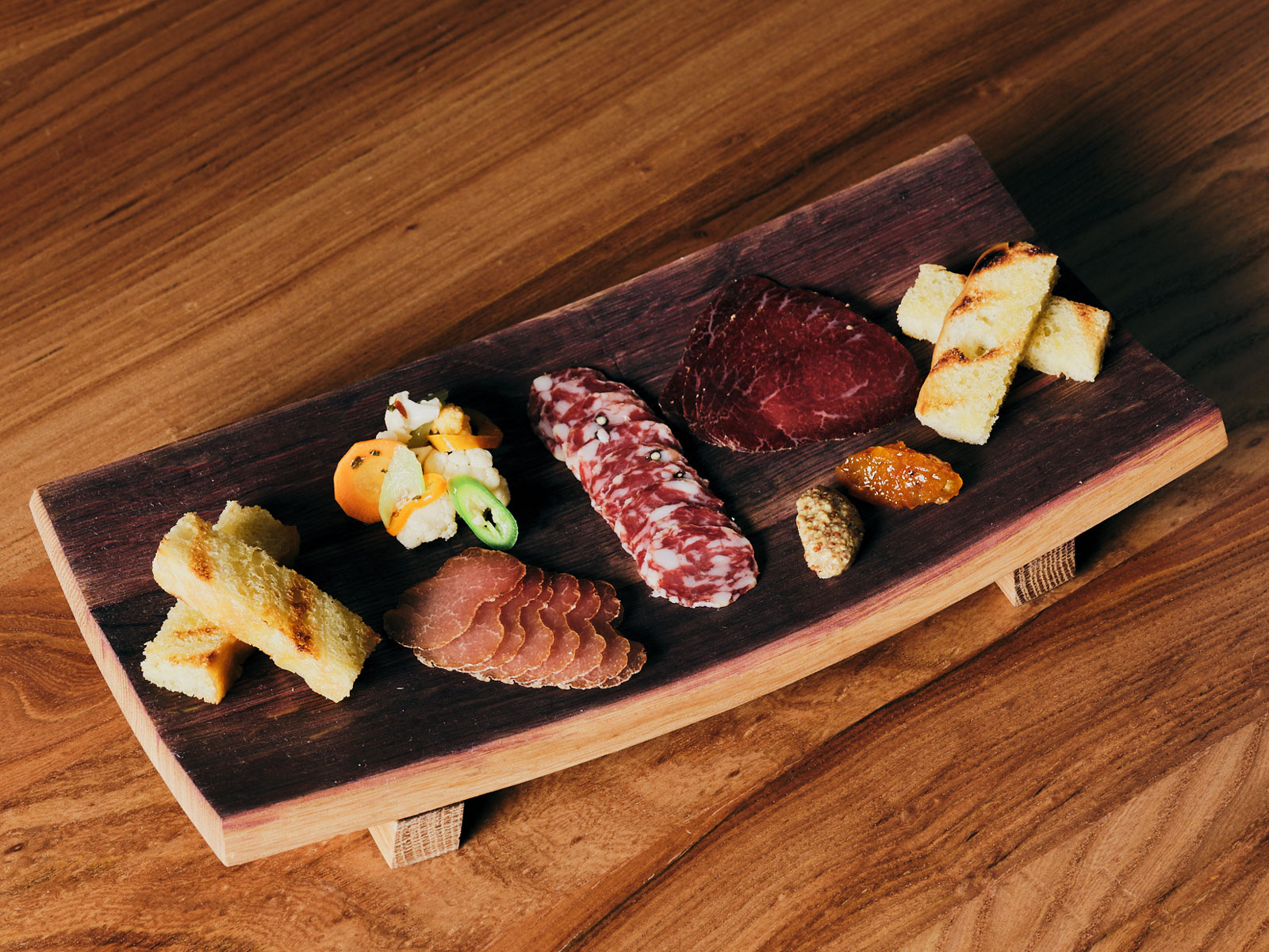 Niku Steakhouse Charcuterie