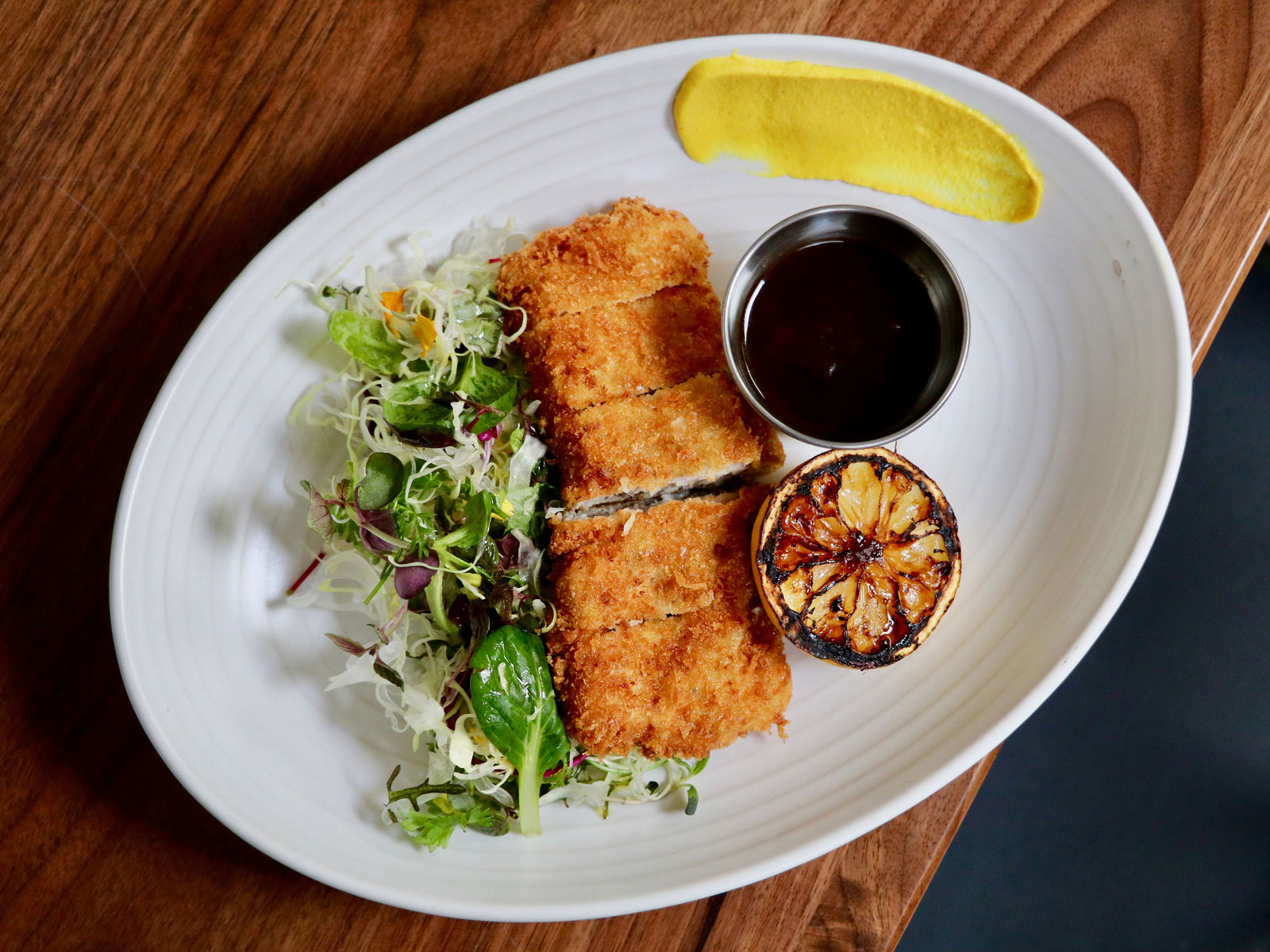 Ricardo Zarate Makes Perfect Tonkatsu at New All-Day Restaurant Pikoh