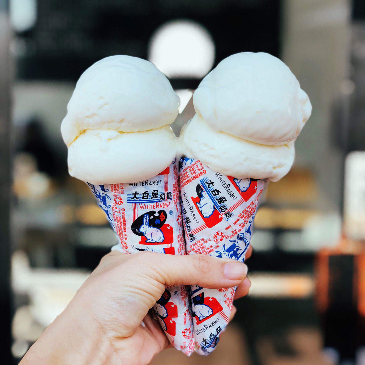 White Rabbit Ice Cream Hits L.A., and Everything Gets Crazy