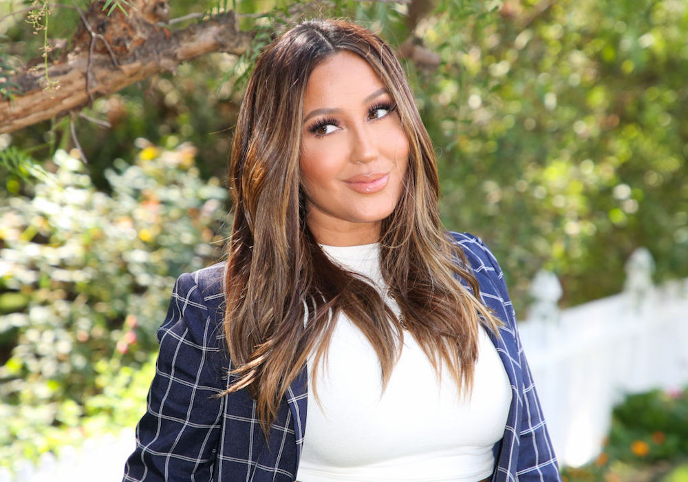 Adrienne Bailon Houghton Puts Fruit Punch in Her Tuna Salad and People Are Freaked Out About It