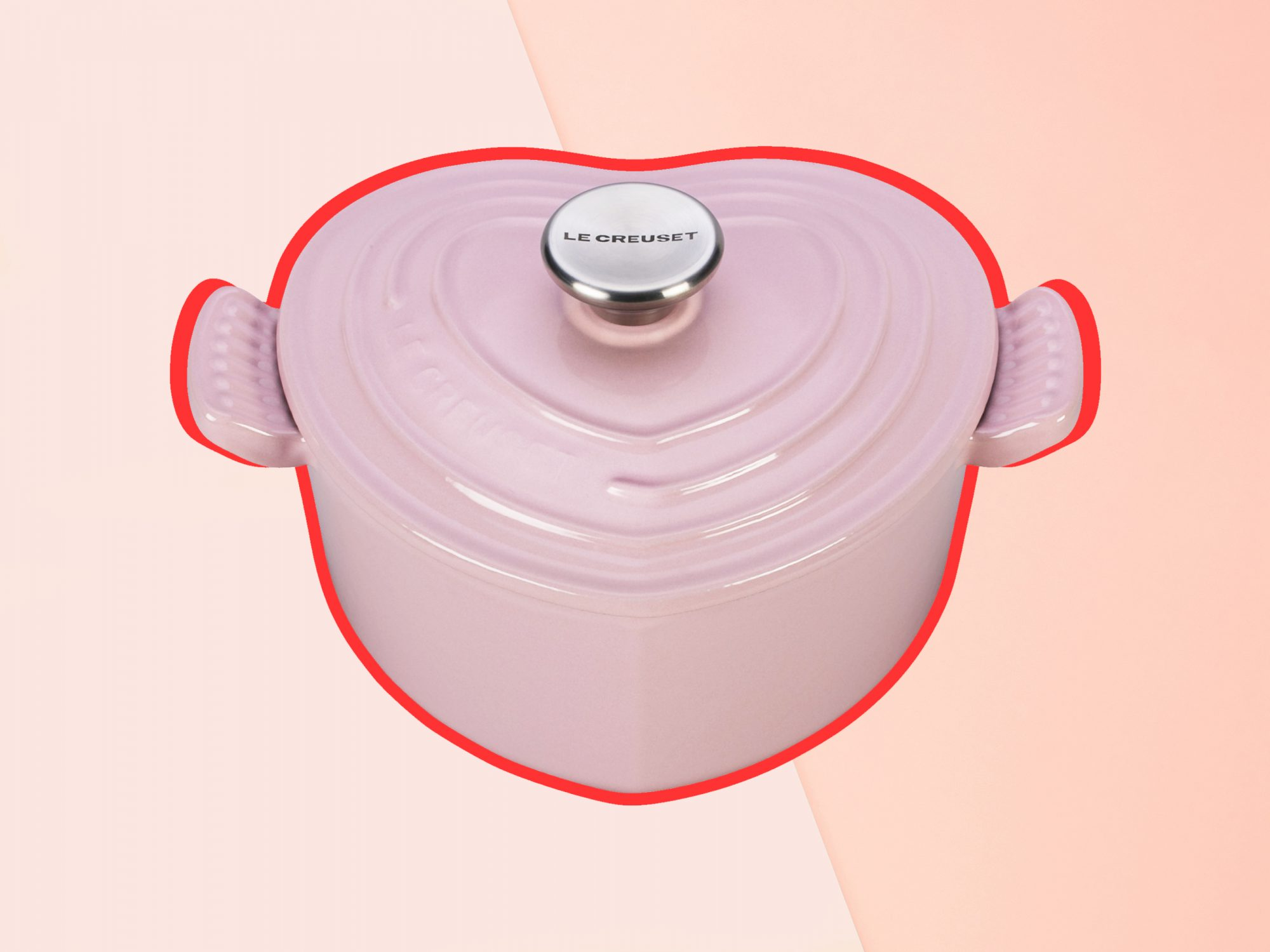 Le Creuset Just Slashed Prices by 40 Percent for Valentine's Day