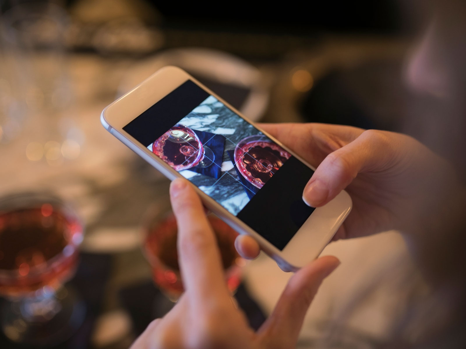 Why You May See More Boozy Photos in Your Social Media Feeds