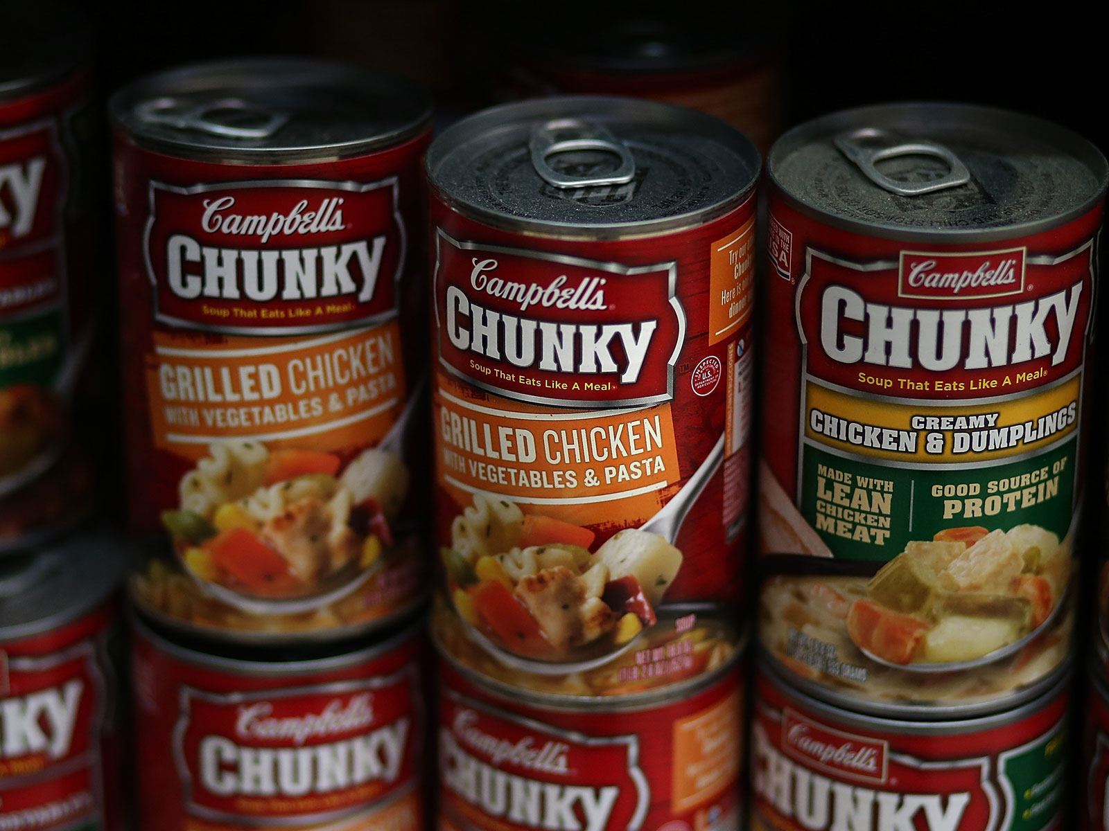 Campbell's Trademarks 'Chunky,' Uses 'Saturday Night Live' and Ghostface Killah to Make the Case