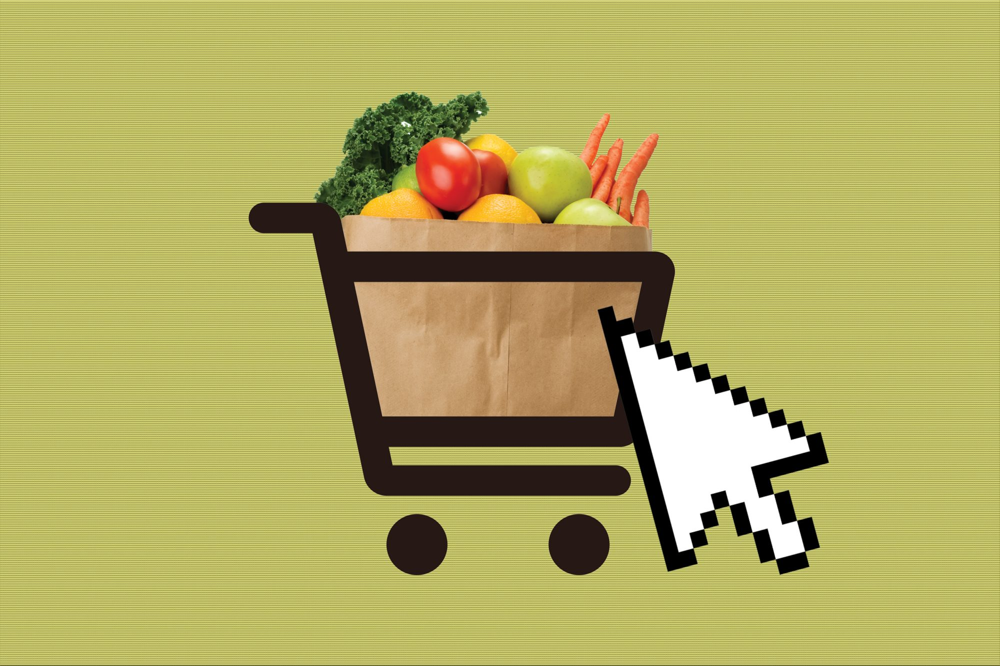 What's the Cheapest Place to Buy Groceries Online? We Compare Amazon, Walmart, Peapod, and FreshDirect
