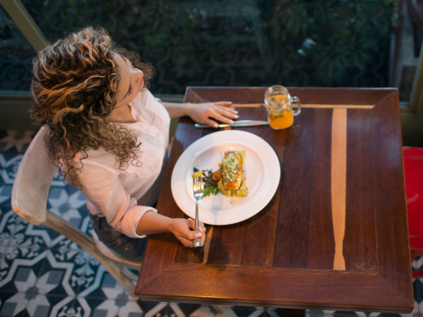 Tables-for-One on Valentine's Day Is a Growing Trend, According to OpenTable