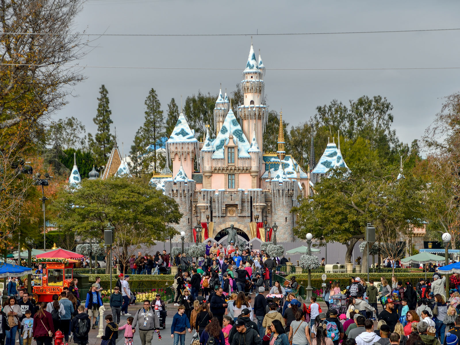 Disneyland Named 'America's Most Vegan-Friendly Amusement Park' by PETA
