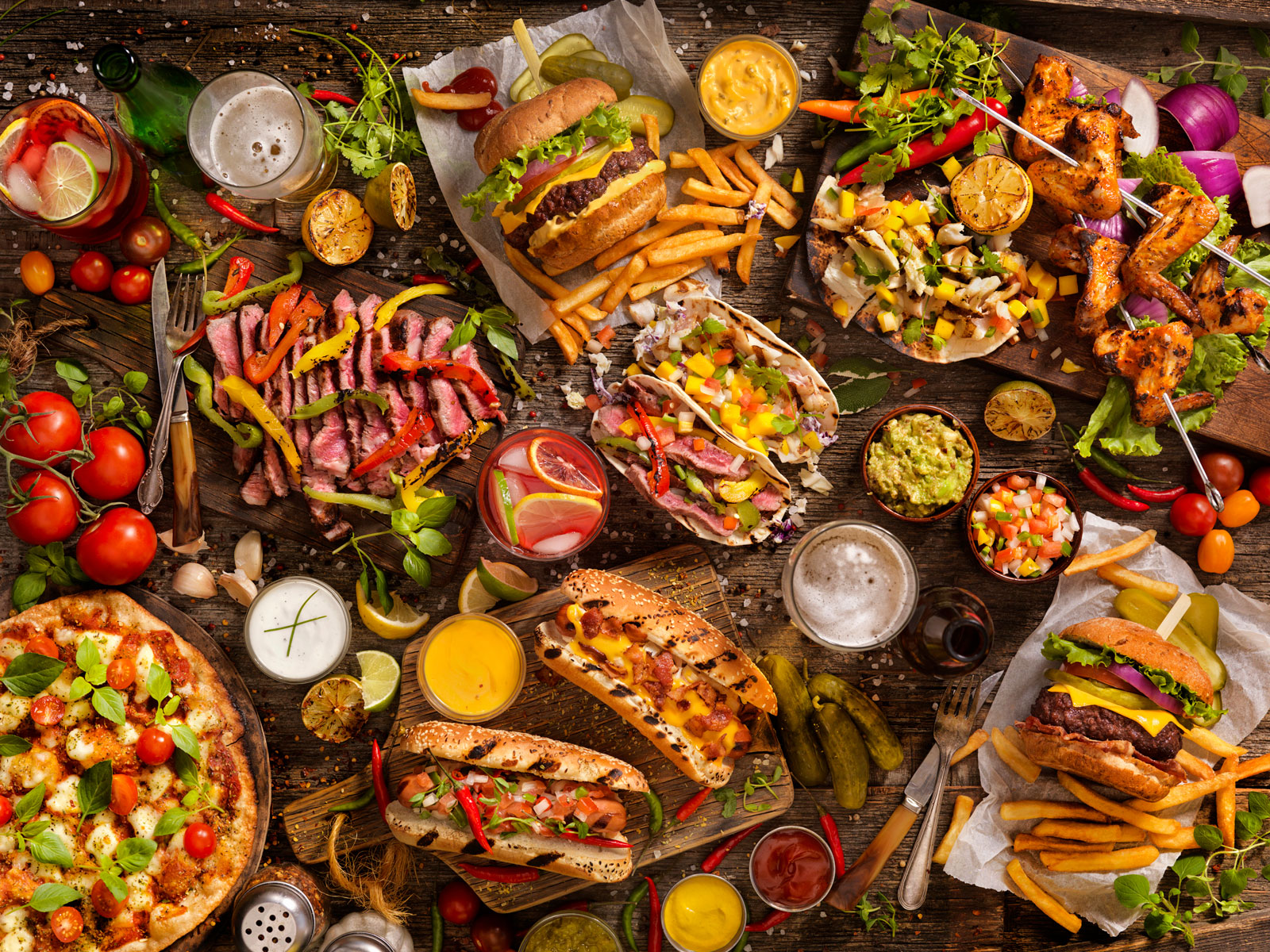 The Most Popular Food & Drink Holiday in Every State
