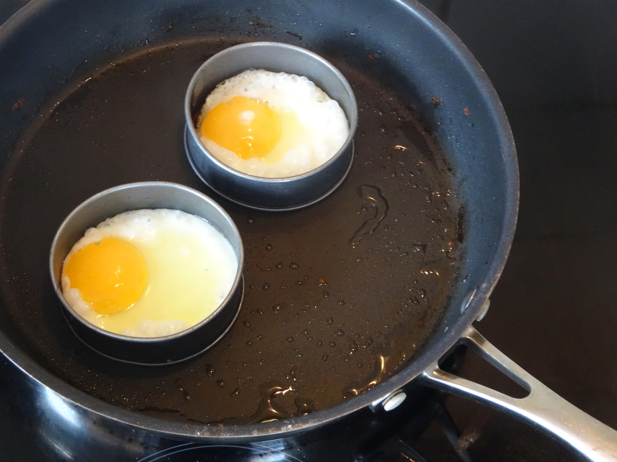 Use This Common Kitchen Item to Get Perfectly Round Eggs