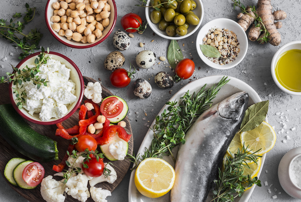How to Meal Prep Mediterranean Diet Lunches In 3 Easy Steps