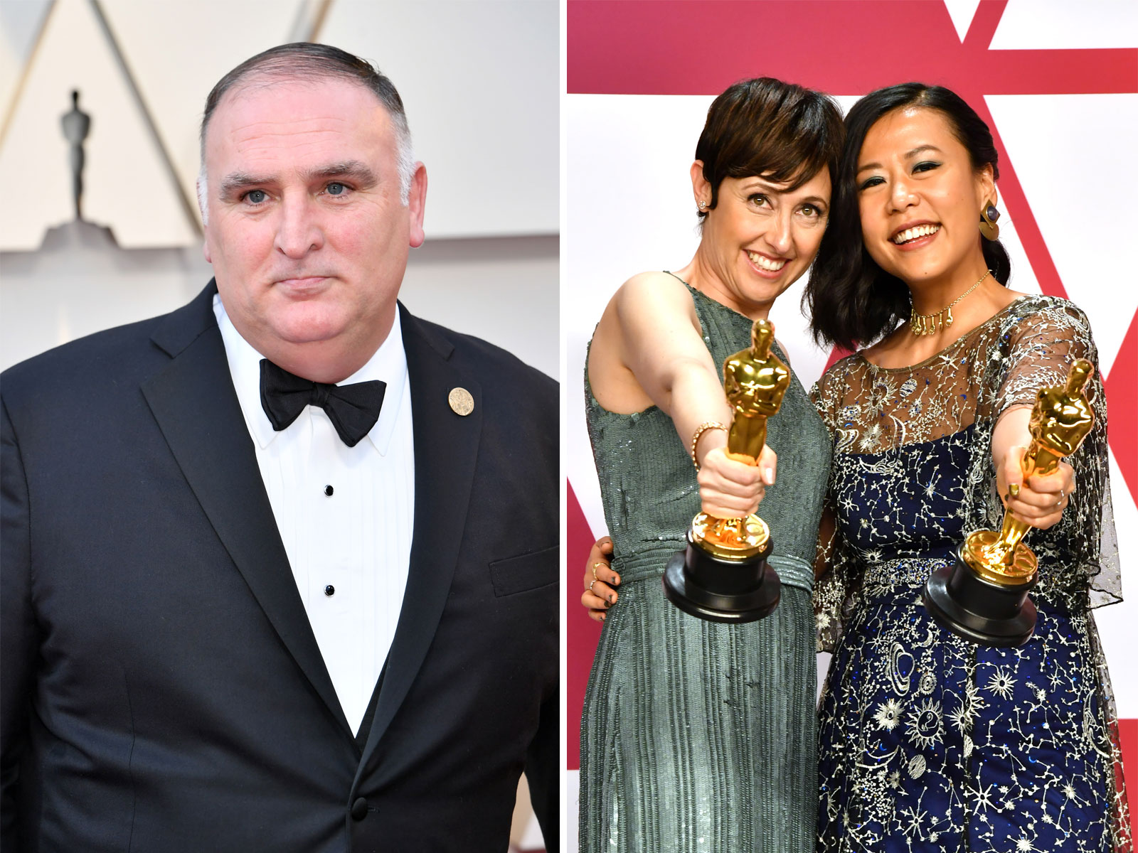 'Bao' Takes Home Gold, José Andrés Highlights 'Invisible People' at 91st Oscars
