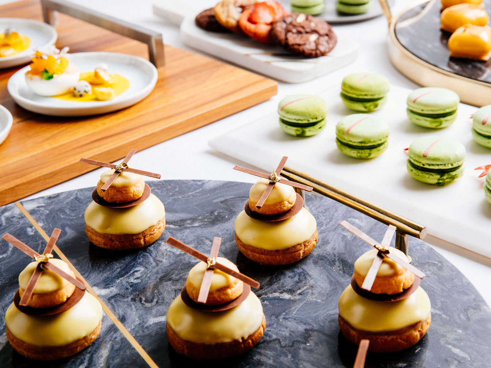 2019 Academy Awards Governors Ball Menu: Here's What the