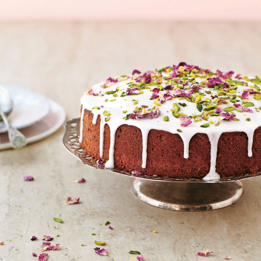 Persian Love Cake Recipe - Yasmin Khan Food & Wine