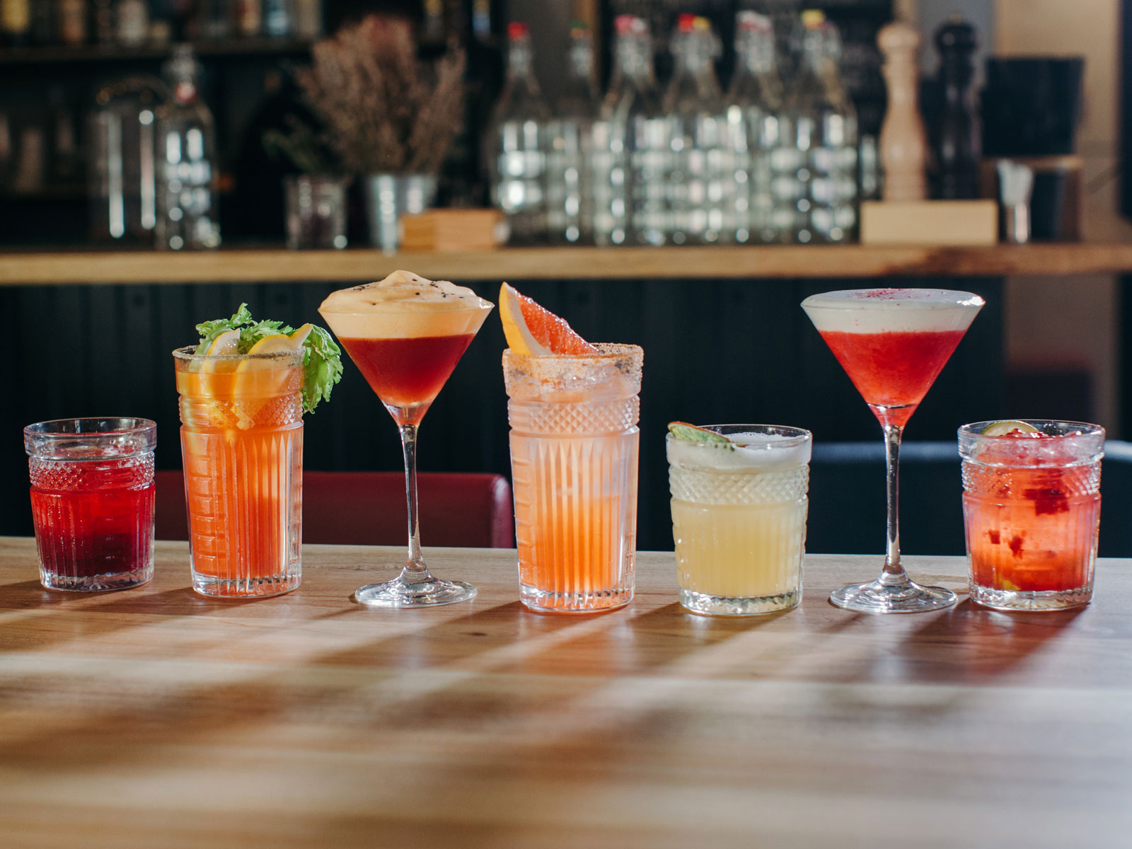 The Most Popular All-Day Cocktails, According to Nielsen