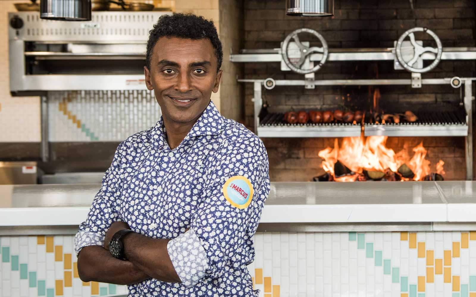 The One Secret Ingredient Marcus Samuelsson Can't Live Without