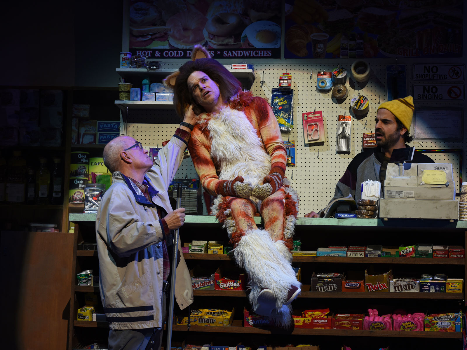 A Theater Critic Reviews the Skittles Musical