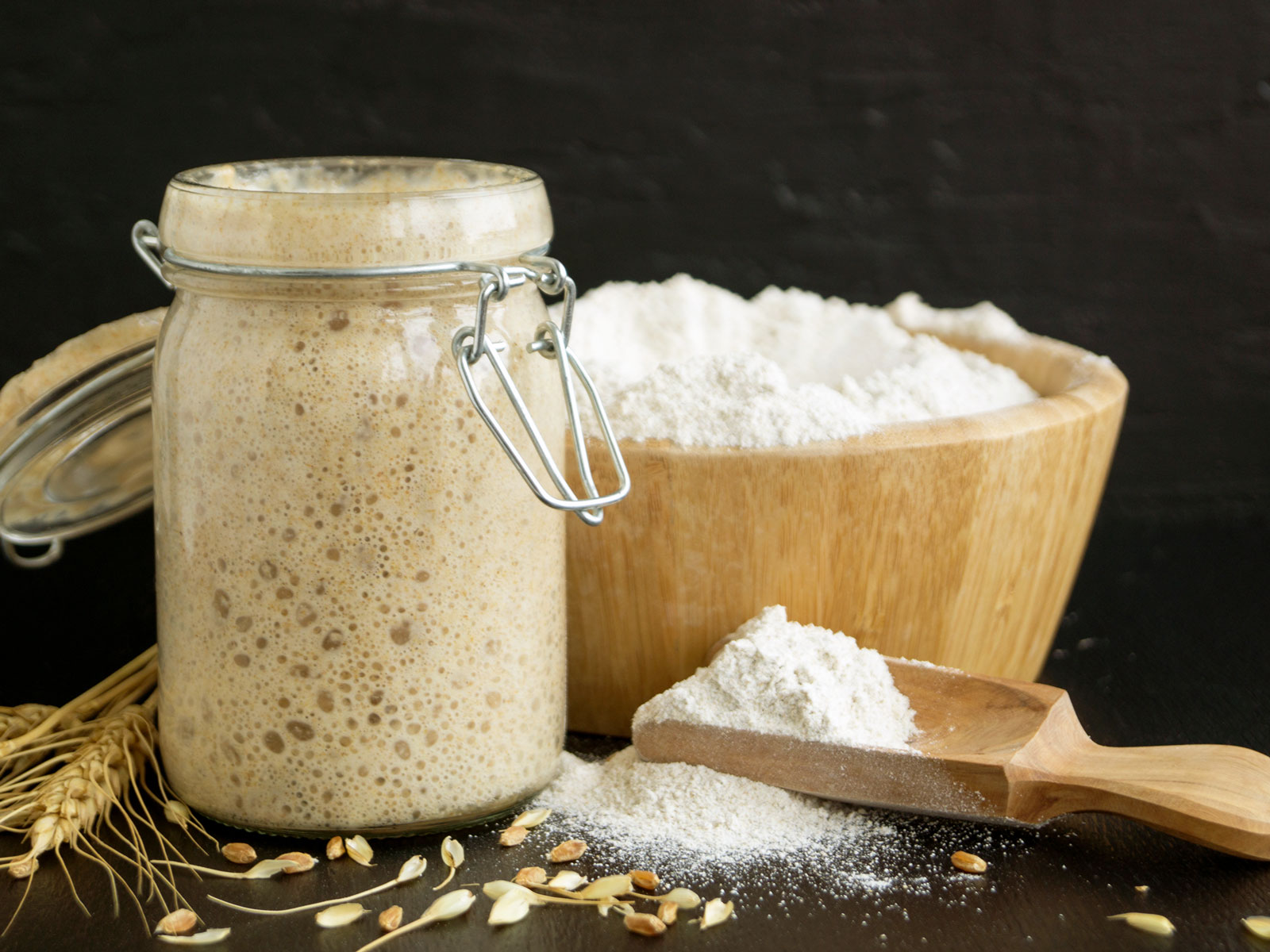 The Only Foolproof Shortcut for Sourdough Starter