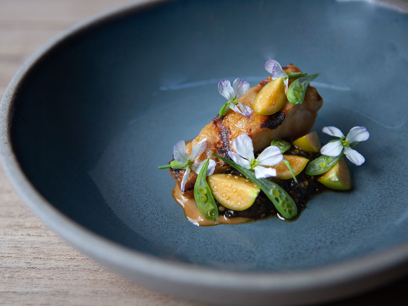Jessica Largey Debuts Her Tasting Menu at L.A.'s Simone