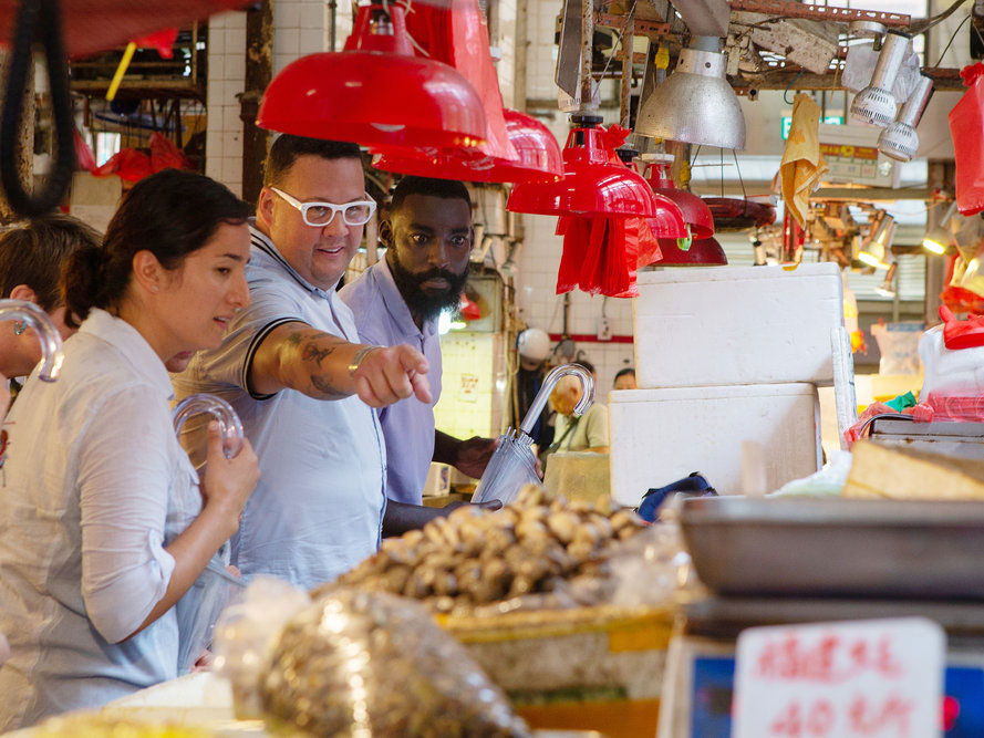 A 'Top Chef' Tour of Macau