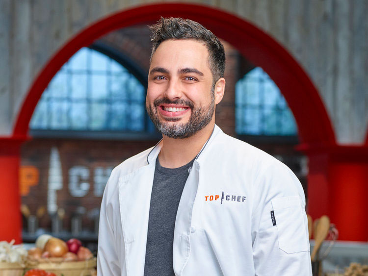 David Viana Knew 'Top Chef' Would Be a Challenge from the Get-Go