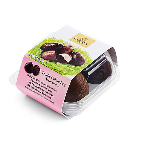 Truffle Easter Eggs