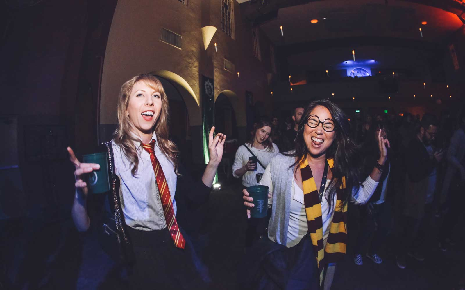 This Harry Potter Beer Festival Is the Most Fun a Muggle Will Ever Have