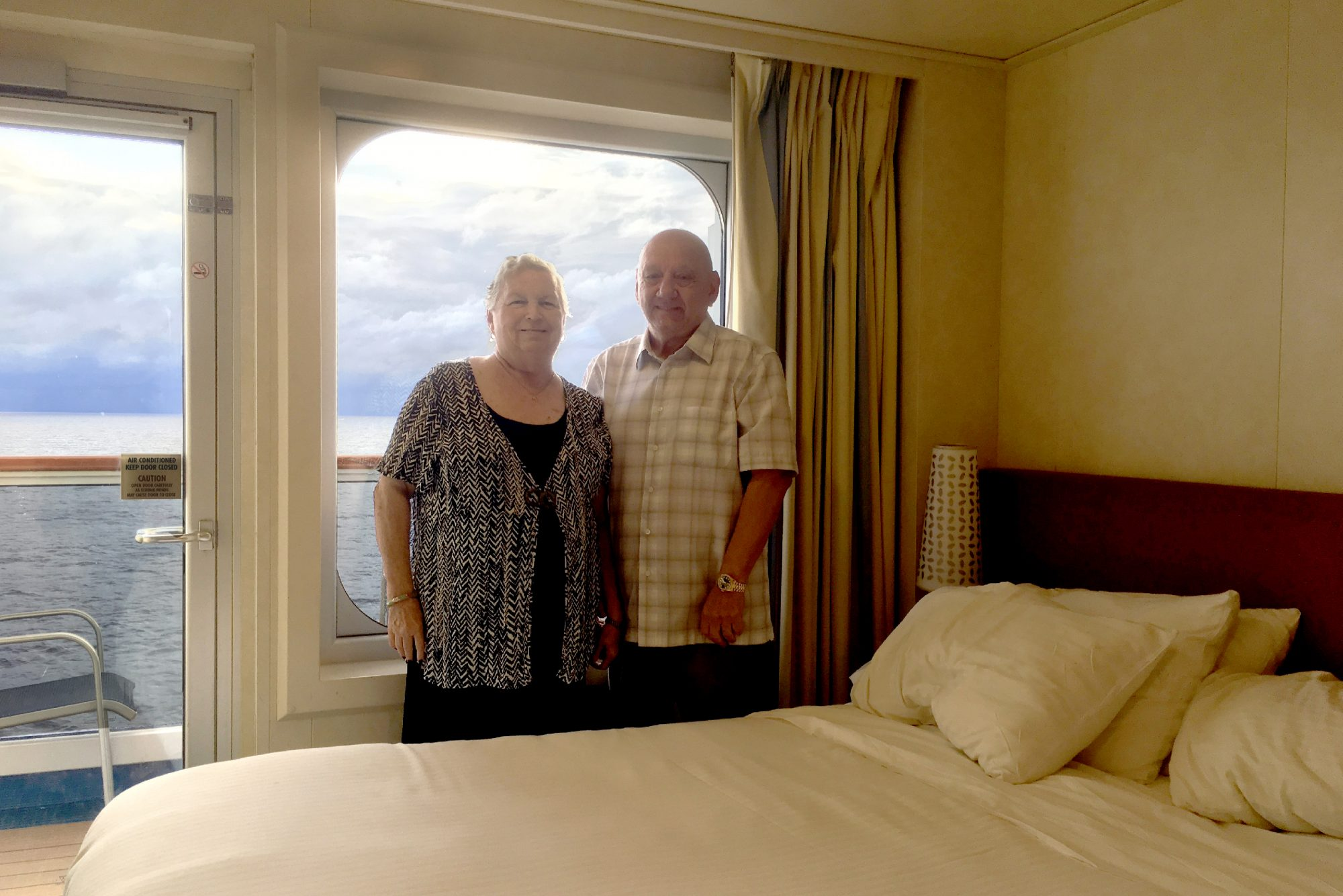 """It's Really a Good Life."" This Retired Couple Has Been on at Least 100 Cruises. Here's How They Budget for Their Adventures"