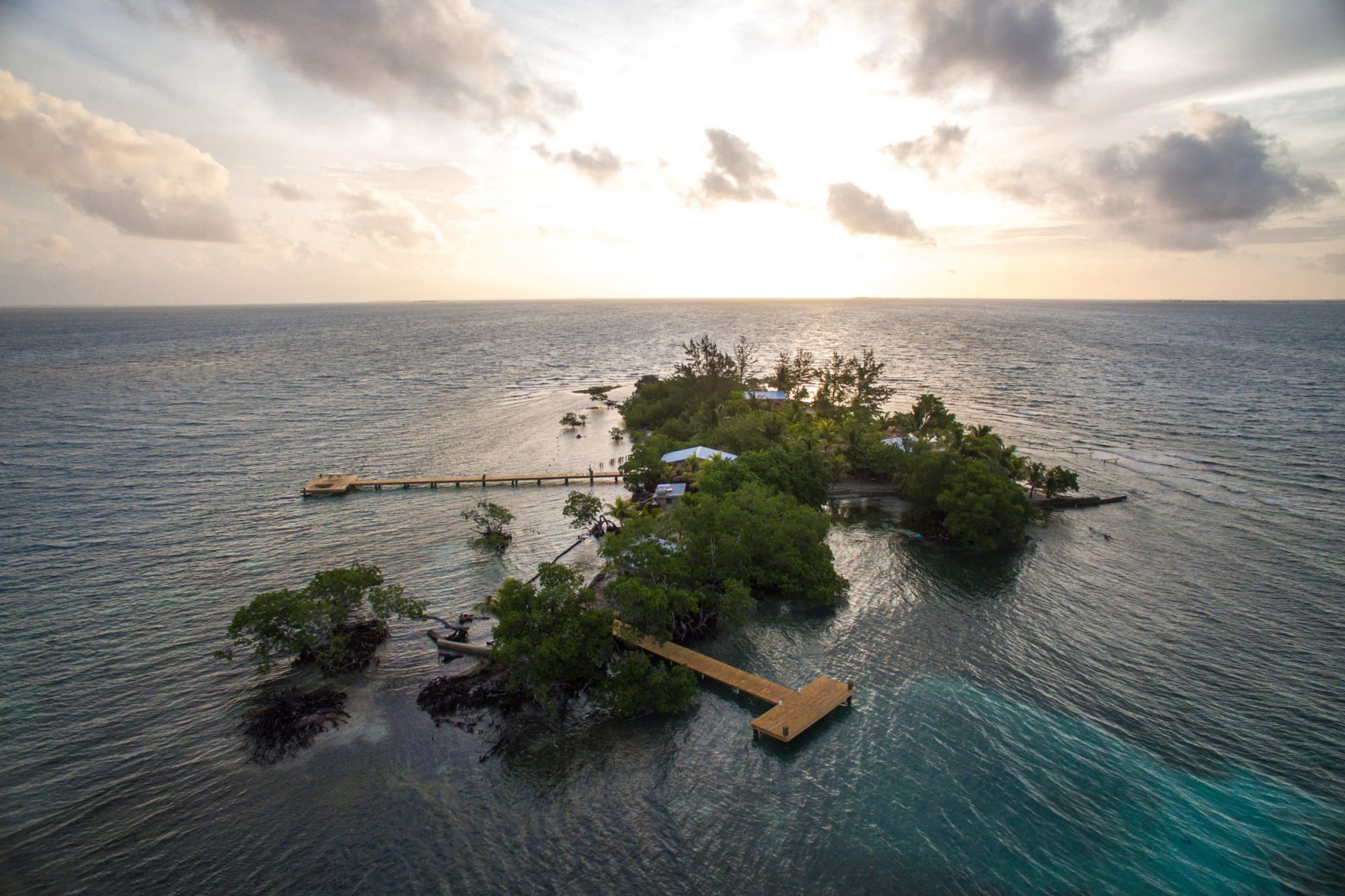 Francis Ford Coppola Owns a Stunning Island off the Coast of Belize—And You Can Stay There