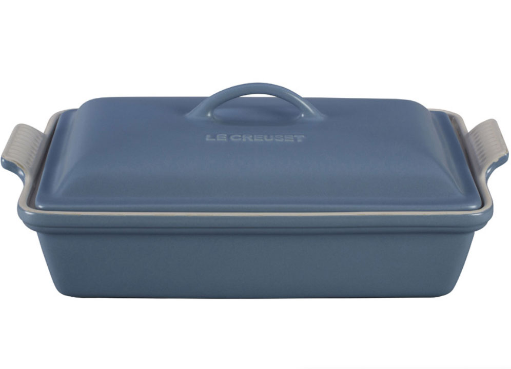 Le Creuset Heritage Covered Rectangular Baking Dish