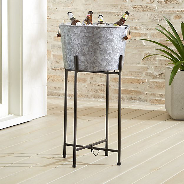 beverage tub beer basket