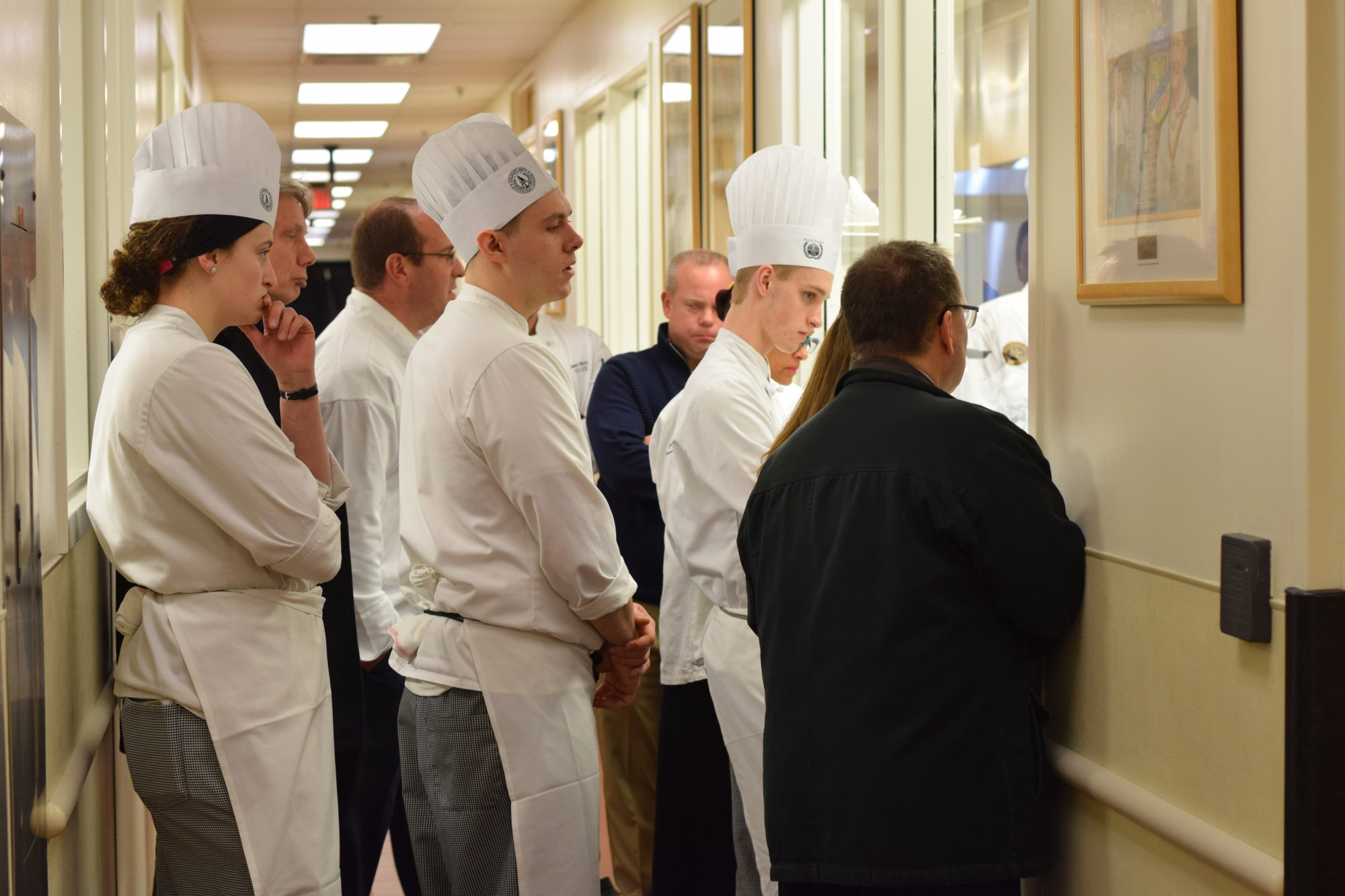 This Week, Four Chefs Began a Grueling Eight-Day Exam. Only One Remains