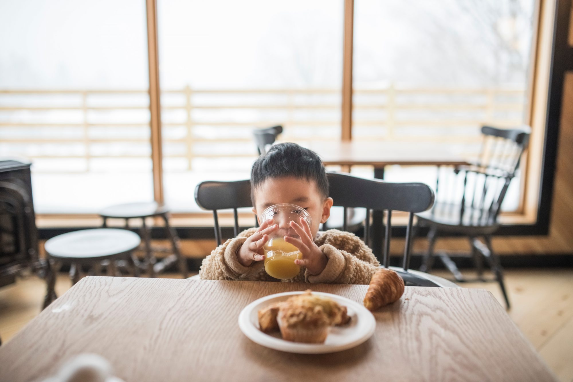A Stress-Free Guide to Eating Out with Babies