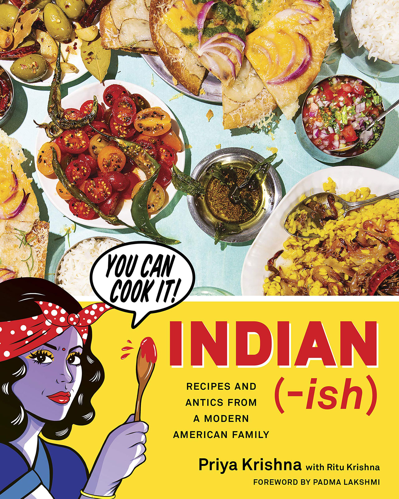 A Mother-Daughter Duo Teaches Indian Cooking for Amateurs