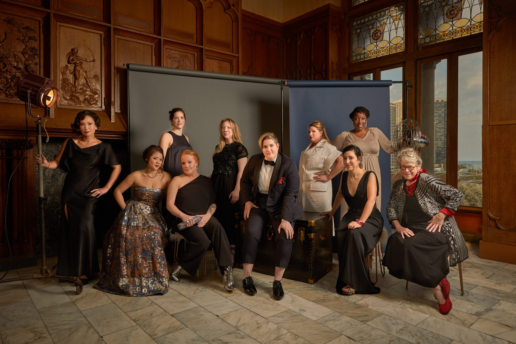 Female nominees James Beard Awards