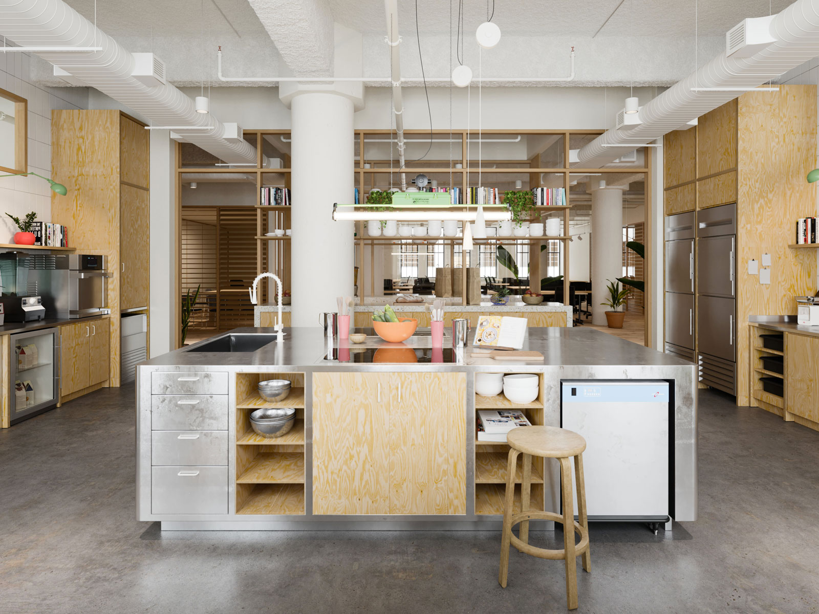 WeWork to Launch Food Innovation Lab