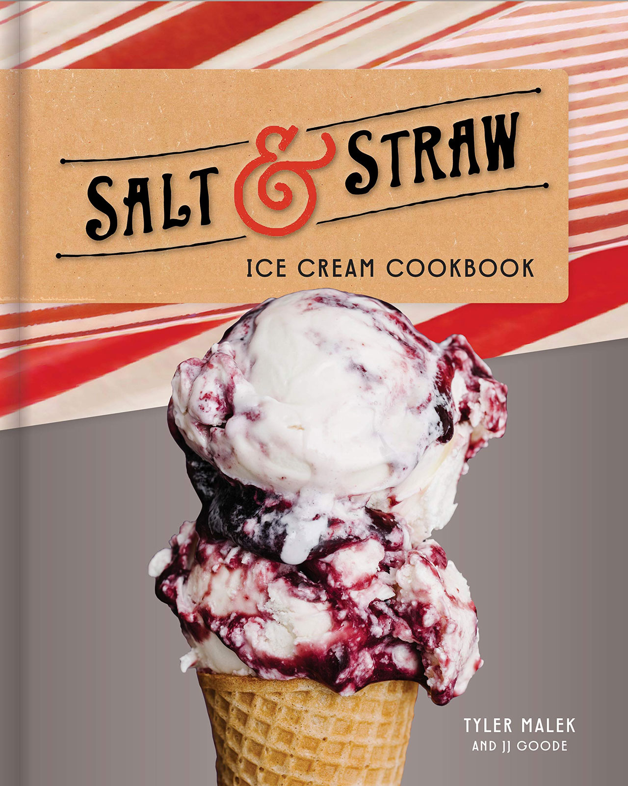Salt & Straw Ice Cream Cookbook