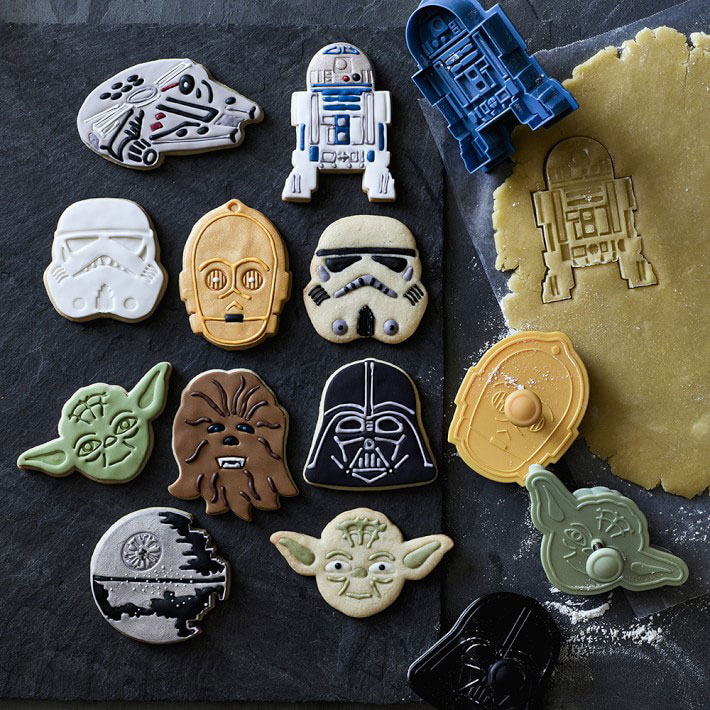 Star Wars cookie cutter