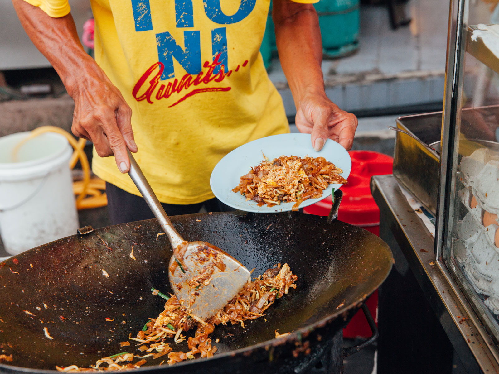 'Chef's Table' Team Takes on Street Food for Netflix