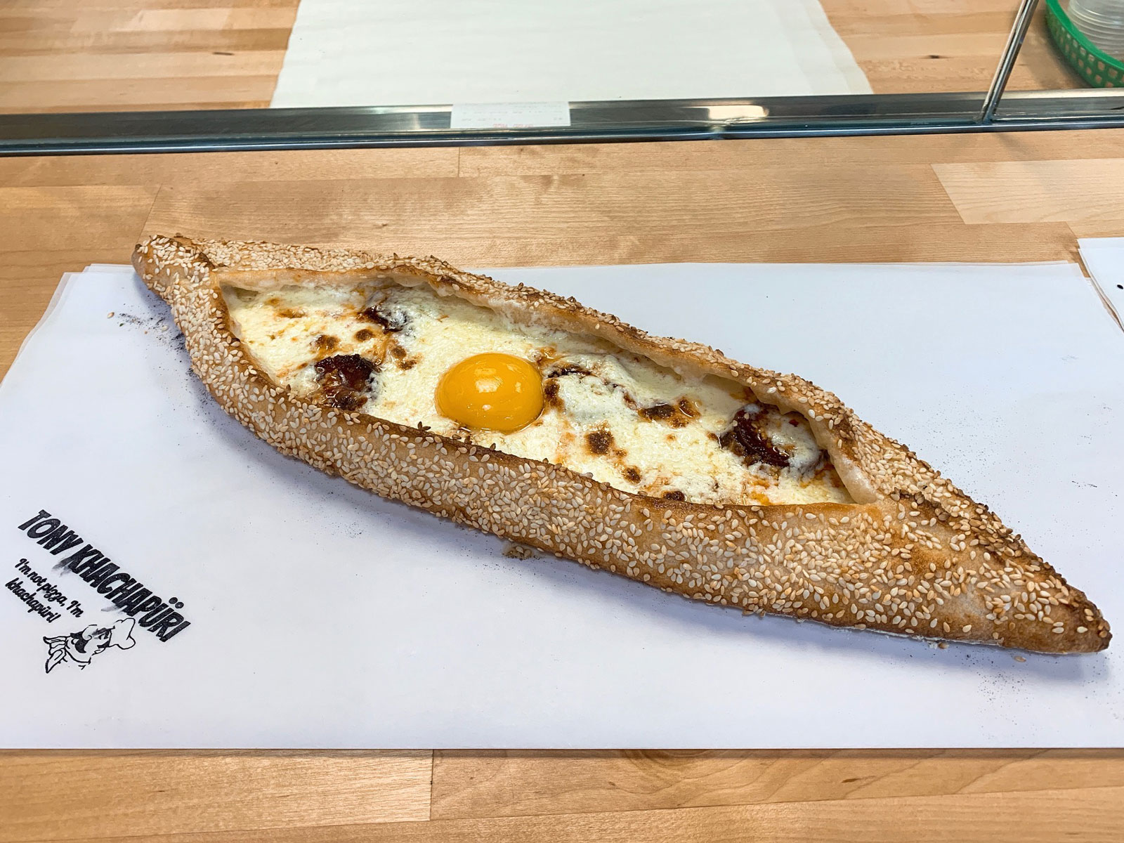 This Khachapuri Shop Inside a Banh Mi Restaurant Is the Pinnacle of Pop-Up Culture
