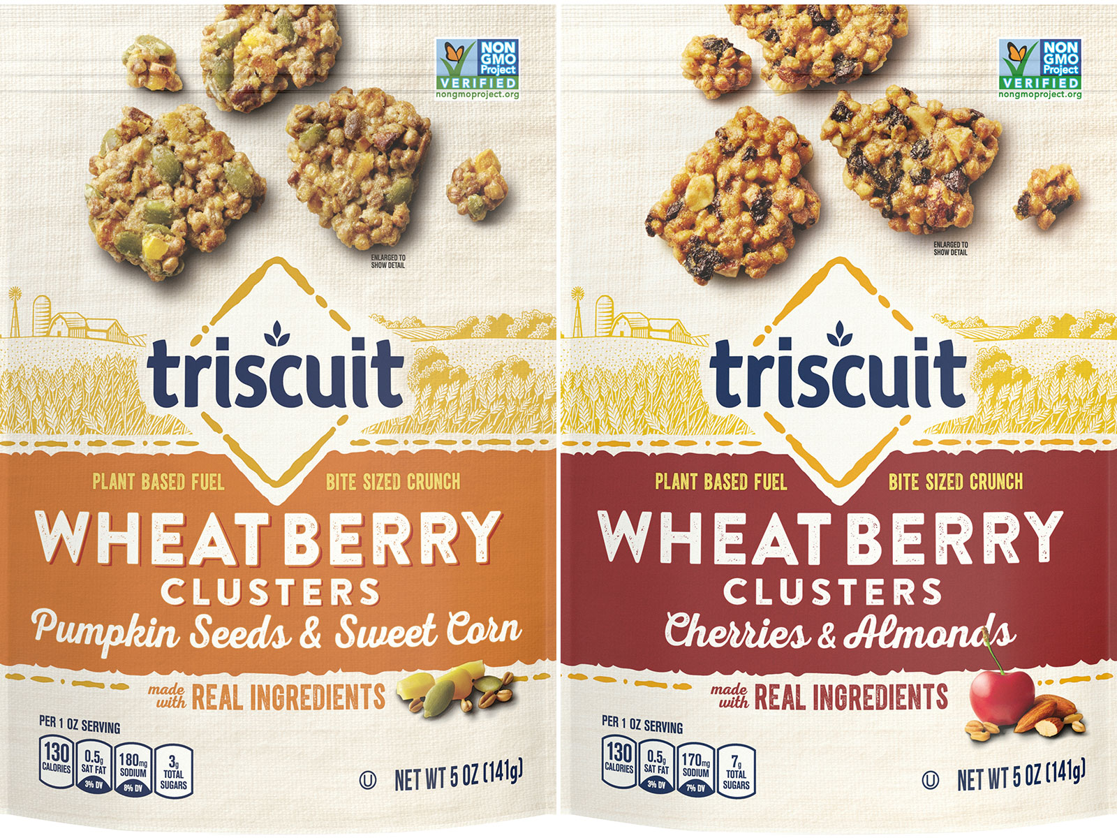 Triscuit Launches Wheatberry Clusters—And No, They're Not Crackers