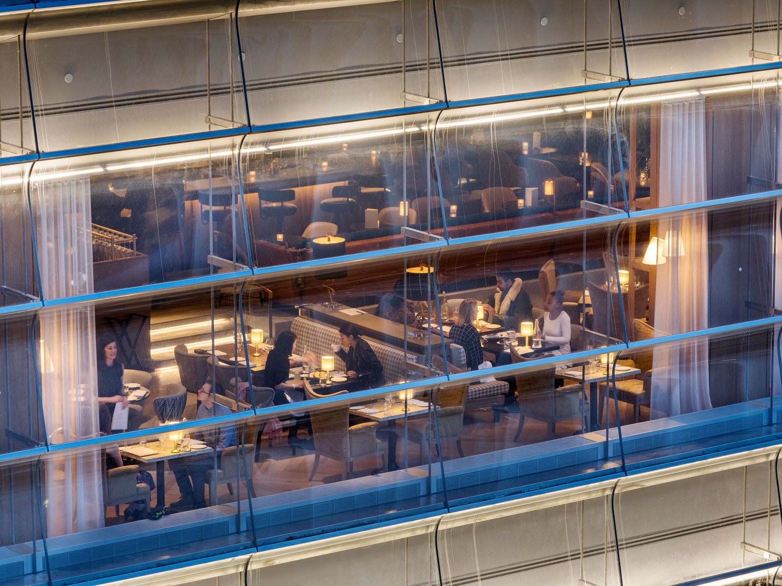 Inside Hudson Yards The Giant Restaurant Hub Debuting On