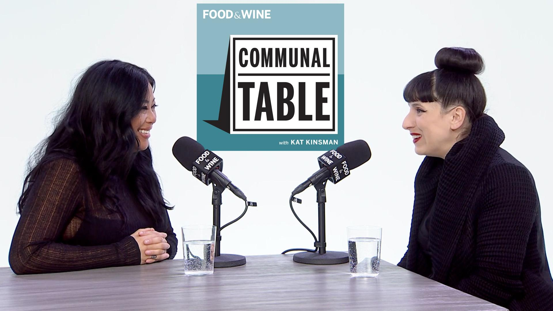 Communal Table Podcast: Angie Mar
