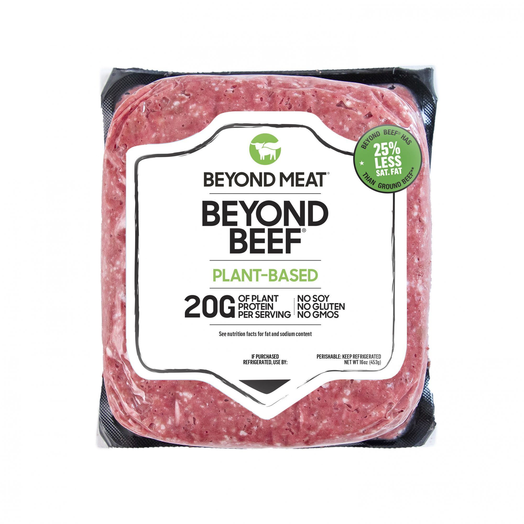 Beyond Meat's New 'Ground Meat' Hits Supermarkets