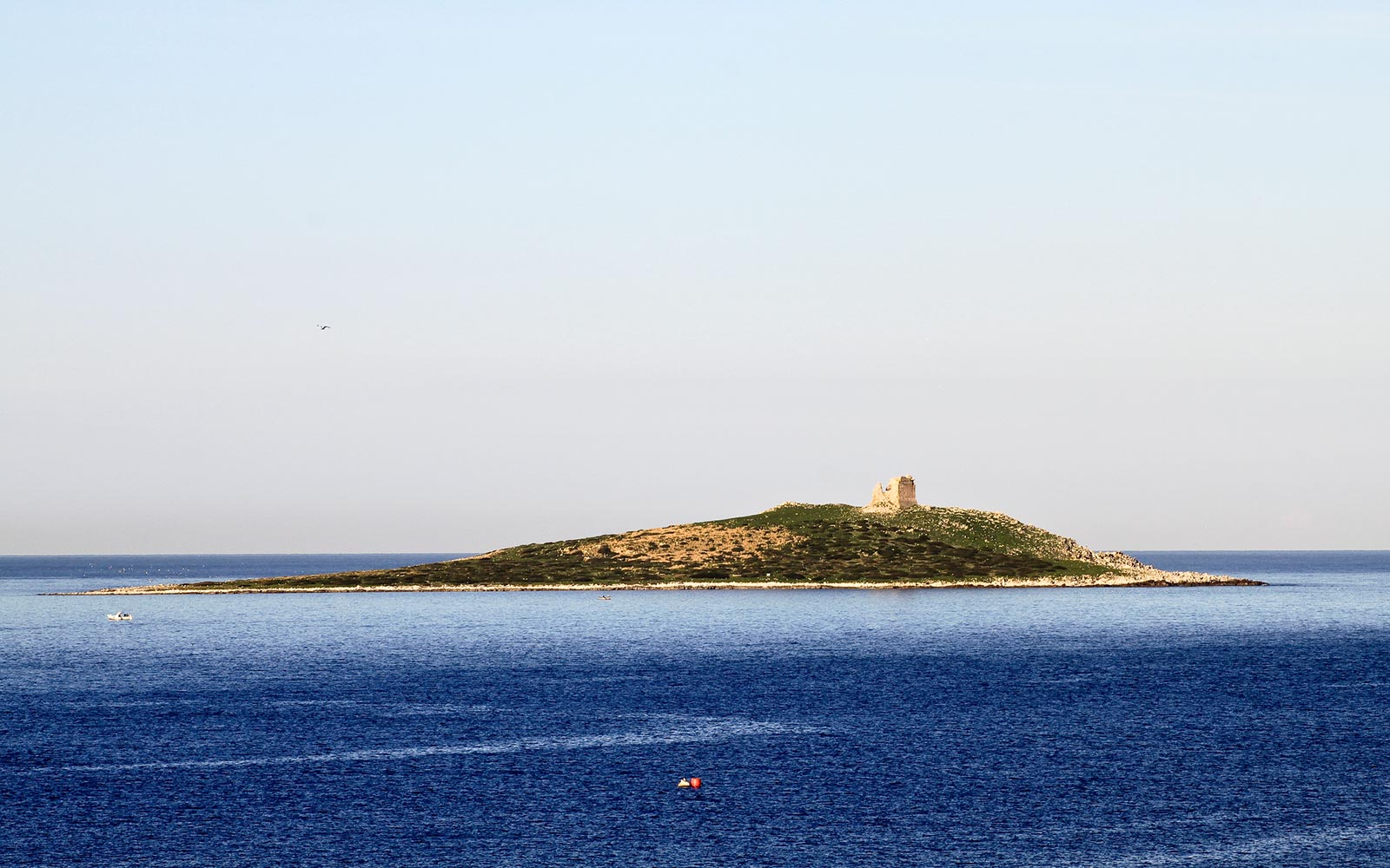 You Can Own a Private Island Off the Coast of Sicily for $1.1 Million