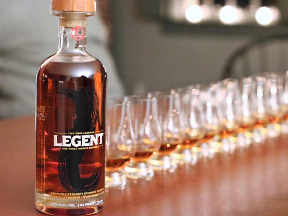 Kentucky Meets Kyoto in Legent, a New Beam Suntory Bourbon