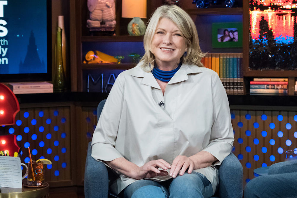 Martha Stewart Reveals Her Favorite Lunch Order