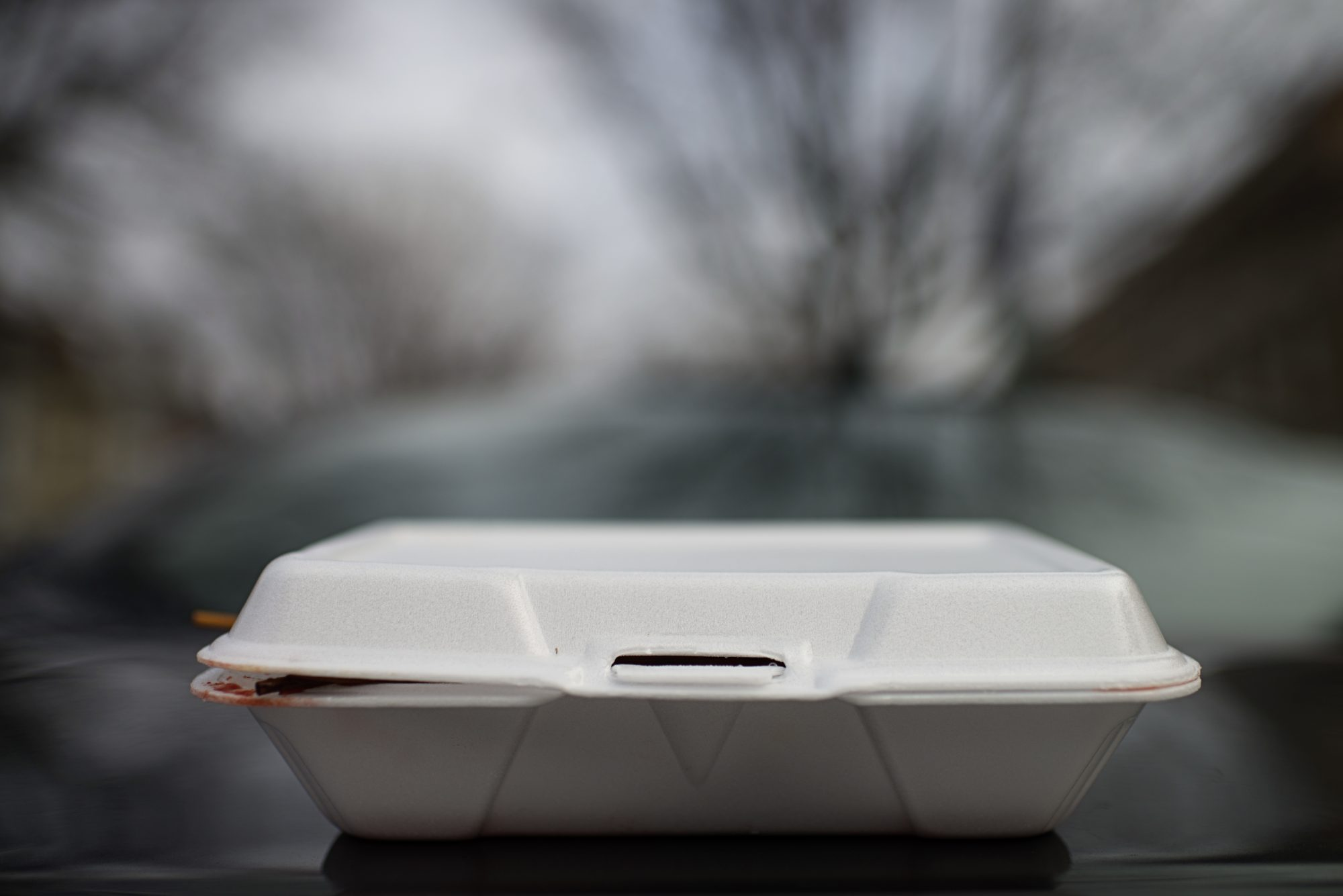 Maryland May Be the First State to Ban Foam Food Containers