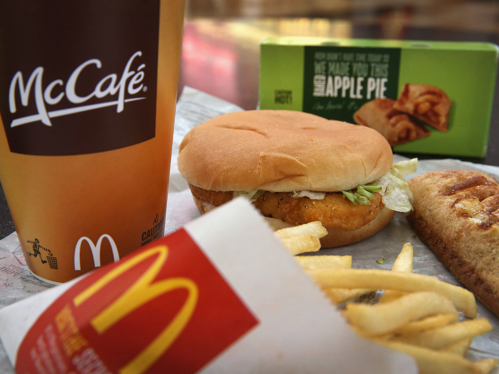 You want AIs with that? McDonald's buys into machine learning