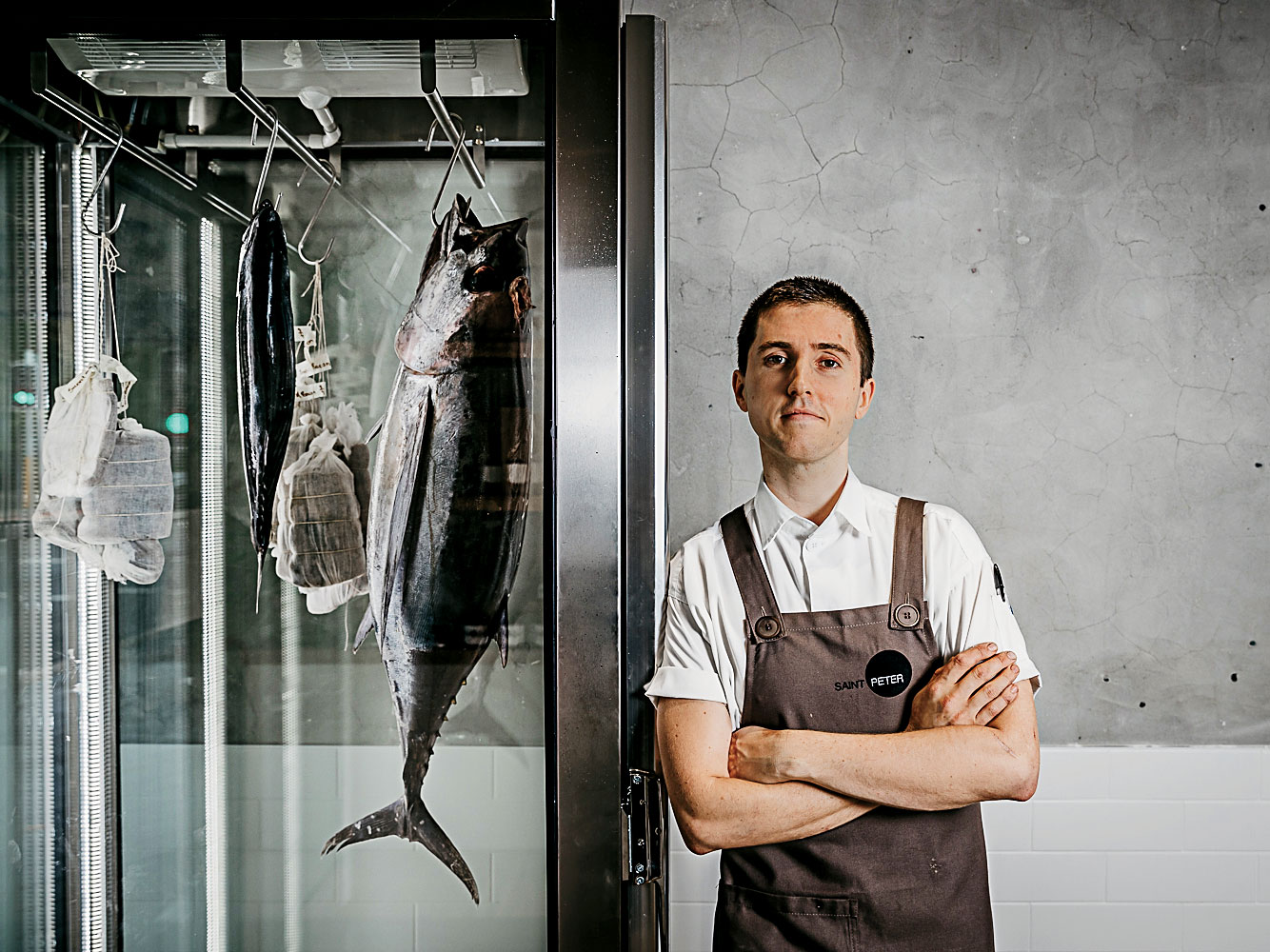 This Aussie Fish Butcher Is the World's Most Creative—and Controversial—Seafood Chef