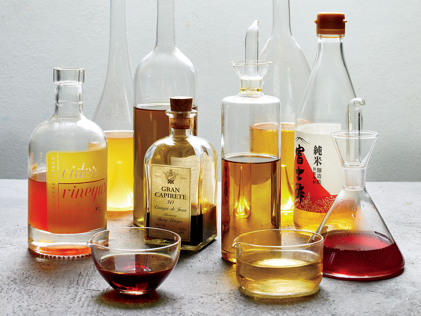 Oil and Vinegar Guide